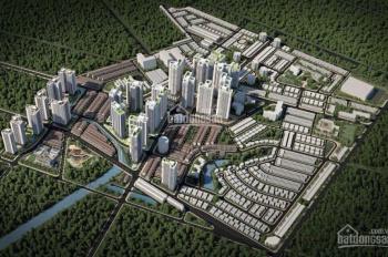 Cần nhượng lại căn hộ Soho Riverview 2 phòng ngủ, giá 2.5 tỷ