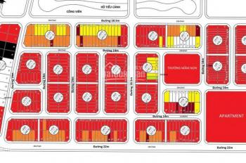 Kẹt tiền cần bán gấp lô đất nền phân khu A2 dự án King Bay