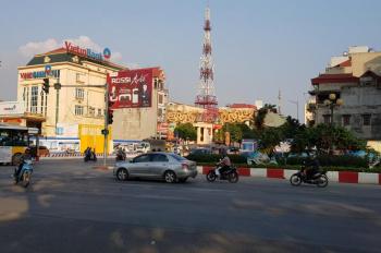 Bán nhà đất trục chính Trung Tâm Thương Mại Thị Trấn Đông Anh Hà Nội. LHCC: Mr Ngọc 0966.433.683