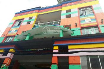 Cho thuê tòa nhà 1446m2 làm căn hộ, trường học đường Cây Trâm, P. 8, Q. Gò Vấp