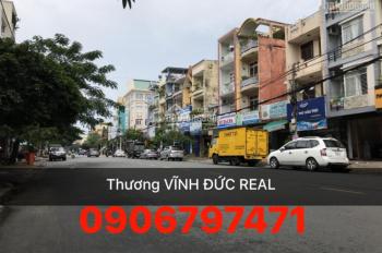 Bán nhà 2 mặt tiền Chu Văn An, Q. Bình Thạnh, 8 x 30m, 40.7 tỷ. LH 0906797471
