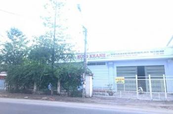 Cho thuê kho, nhà xưởng diện tích ngang 18m x 30m, mặt tiền đường Đào Tấn, TP. Quy Nhơn
