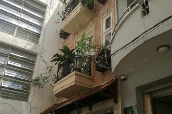 Cho thuê nhà mới hẻm 33 Nguyễn Đình Chính, Q. Phú Nhuận, 4x15m, trệt 3 lầu. LH: 093.8587.909