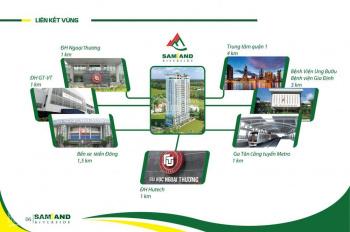 Chính chủ bán căn hộ Samland Riverside, Bình Thạnh, 2PN, 66m2, 3PN 79m2, 0907 036 794