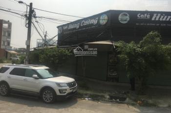 Chính chủ bán nhà 129m2 khu dân cư Nam Hùng Vương-Bình Tân, tiện kinh doanh, 2 mặt tiền 0903982932