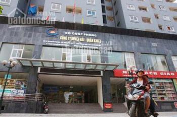 Bán căn hộ chung cư 16B Nguyễn Thái Học 1.15 tỷ, liên hệ 0334351567