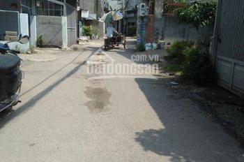Bán nhà mặt tiền đường Nguyễn Ảnh Thủ, 1 trệt, 1 lầu, 75m2, 1,4 tỷ. LH: 0976.32.4404