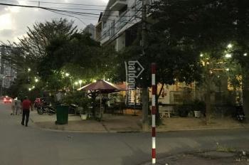 Đi xuất cảnh cần cho thuê nhà góc 2MT đường Phú Thuận DT: 8x20m, trệt, 2 lầu, ấp mái 69.81 tr/th