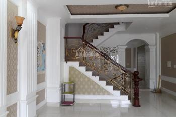 Cho thuê nhà phố khu Cityland Center Hills, 1 trệt, 3 lầu, nhà hoàn thiện đẹp. LH 0971597897