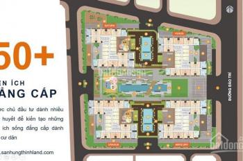 Bán căn hộ Q.7 Sài Gòn Riverside, ngay Phú Mỹ Hưng Quận 7, view sông Sài Gòn, TT 2.5%/th 0909351549