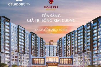 Celadon City ra mắt khu căn hộ cao cấp Diamond Brilliant, PKD chủ đầu tư để được tư vấn 0976150642