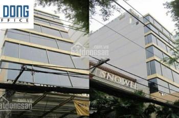 Văn phòng cho thuê đường Võ Văn Tần, quận 3, Minh Tinh Building - DT 143.8m2 - Giá 60.4 triệu/th