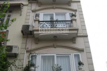 Cho thuê nhà ngay MT bờ kè 1168B Trường Sa, Phú Nhuận, DT: 5,5x14m, 1 trệt 3 lầu