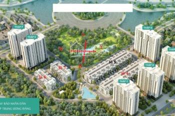 Cần bán căn hộ chung cư Trung Ương Đảng, tầng 1505 DT 86m2, giá bán 20,5tr/m2. LH 0936778682