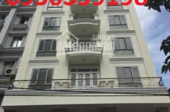 Tôi cần bán tòa nhà khách sạn tại mặt ngõ phố Đỗ Quang, Hoàng Đạo Thúy Trần Duy Hưng, DT 120 m2