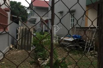Bán đất thổ cư đỏ hồng chính chủ tại Phủ Lỗ, Sóc Sơn, Hà Nội