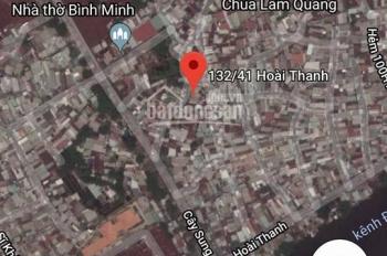 Bán nhà nhỏ đường Hoài Thanh, P14, Q8