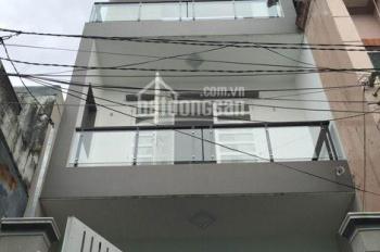 Nhà mặt phố đường Hà Tôn Quyền, P6, Q11. DT: 3.5x15m, giá 8.8 tỷ (TL)