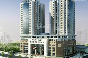 0913572439 CĐT cho thuê văn phòng Thanh Xuân, tòa nhà Comatce, diện tích 150 - 200 - 500 - 2600m2