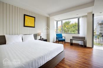 Bán khách sạn 8 tầng, 36 phòng khu biển Phạm Văn Đồng, DT 10x21m đang cho Hàn Quốc thuê 233 tr/th