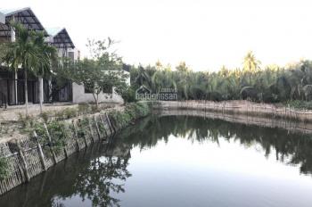 Villa biệt thự Cẩm Thanh, Hội An, view Dừa Nước 3 mặt hơn 500m2, LH 0905732900