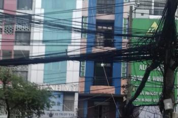 Cho thuê nhà mặt tiền đường Lý Thường Kiệt, DT 4x20m, 1 trệt, 5 lầu liên hệ 0913662386