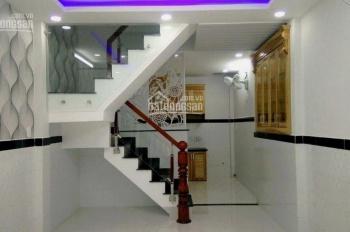 Hot! Nhà mới 1 trệt 2 lầu 3PN-3WC-SHCC Lê Văn Khương