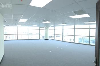 Cho thuê sàn văn phòng tòa nhà Viwaseen 46 Tố Hữu 550m2, có thể ngăn 80- 100- 120m2 theo nhu cầu