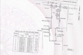 Bán nhà mặt tiền đường Tân Hiệp 4, Hóc Môn, 14.7 tỷ