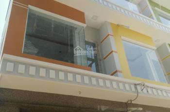 Nhà phố mới xây vào ở ngay đường Rạch Cát, P15, Q8, 3 tầng căn góc, giá 1.6 tỷ, LH: 0933898878