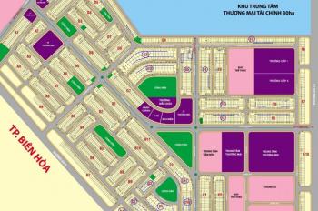 Chính chủ lại lô đất cách đường Đồng Khởi 1km, cam kết sinh lời 20% năm, 750 triệu/90m2