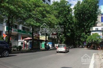 Bán nhà 70 m2 xây 5 tầng phân lô ngõ 40 phố Ngụy Như Kon Tum, MT rộng 5m, SĐCC giá: 12 tỷ