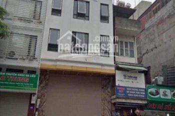 Cho thuê nhà mặt phố 54 Trần Bình 88m2 x 5T, mặt tiền 5.4m, có chỗ để xe - 0976.075.019