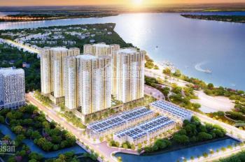 Căn hộ liền kề Phú Mỹ Hưng Q7 Saigon Riverside, 2 PN +1WC, giá bán 1.650 tỷ (bao phí)- 0907849009
