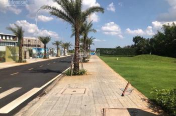 Cần bán gấp căn nhà phố Rio Vista, DT: 5 x 15m, view trực diện sông, đã nhận nhà, LH 0902786079