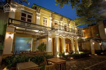 Nhà mặt phố Phan Đình Phùng, Ba Đình 650m2 x 2 tầng, 50m mặt tiền, (Biệt thự Pháp cổ)