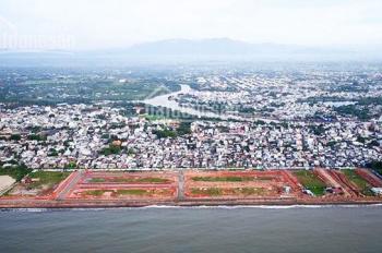 Bán lô đất MT biển Thùy Vân, ngay quảng trường thuận lợi xây dựng khách sạn, giá 3,6 tỷ, sổ hồng