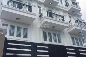 Bán nhà phố đẹp, 1 trệt, 3 lầu P. Thạnh Xuân, cách Ngã Tư Ga Gò Vấp 500m