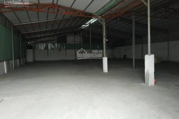 Cho thuê kho xưởng 600m2 trong khuôn viên 1.000m2, giá 40 tr/th, đường Lã Xuân Oai, Quận 9