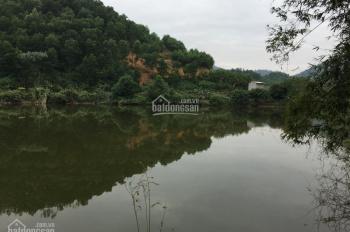 Bán gấp 4320m2 đất ở mặt hồ view thoáng, tại xã Yên Bài, huyện Ba Vì, TP Hà Nội, 260 triệu/1 sào