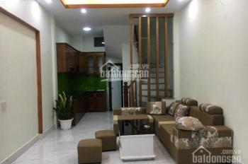 Bán nhà 35m2*5tầng tại phố Đông Thiên, Vĩnh Hưng, cách 5m ra đường ô tô, giá 1,95tỷ, LH 0908926882
