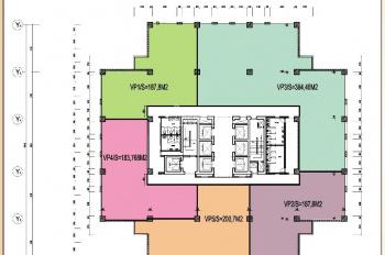 Bán sàn thương mại 500 - 1000m2, 25 triệu/m2, Icon 4 Đống Đa - Cầu Giấy, hiện đang cho thuê full