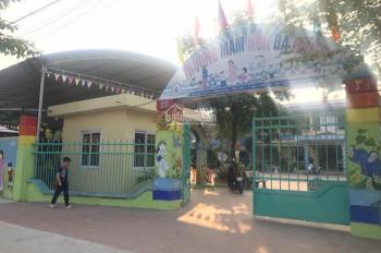 Bán lô đất đối diện cổng trường mầm non Ba Hàng - Phổ Yên - Thái Nguyên