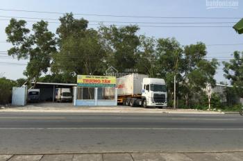 Cho thuê kho mặt tiền Quốc lộ 1A khu công nghiệp