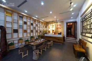 Cho thuê biệt thự gần Nhà Hát Chèo Kim Mã 110m2 x 5 tầng nhà mới  có sân rông 60m2, giá 70 tr/th