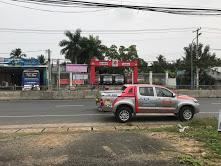 Cho thuê kho mặt tiền Quốc lộ 1A