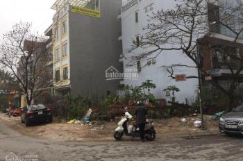 Bán mảnh đất cạnh VP6 Linh Đàm, diện tích 200m2, căn góc 2 mặt tiền