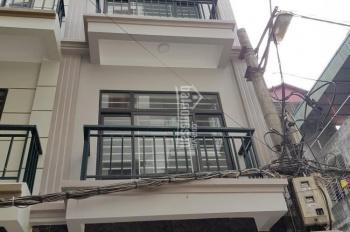 Cần bán nhà riêng 5 tầng ngõ 310 Nghi Tàm, Quận Tây Hồ, Hà Nội