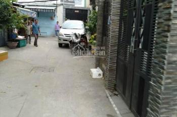Bán nhà HXH đường Nguyễn Thị Tần, P.2, Q8, đối diện nhà Hứa Minh Đạt, giá 5,4 tỷ