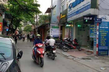 Bán đất ngõ 110 Trần Duy Hưng 98m2, mặt tiền 5.2m sầm uất, giá 17 tỷ, tiện làm siêu thị, khách sạn
